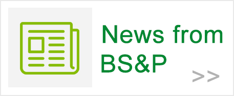 News from BS&P.